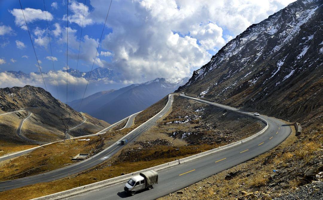 壁纸 道路 风景 高速 高速公路 公路 桌面 1080_671